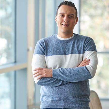 Abdalla Barqawi, Student