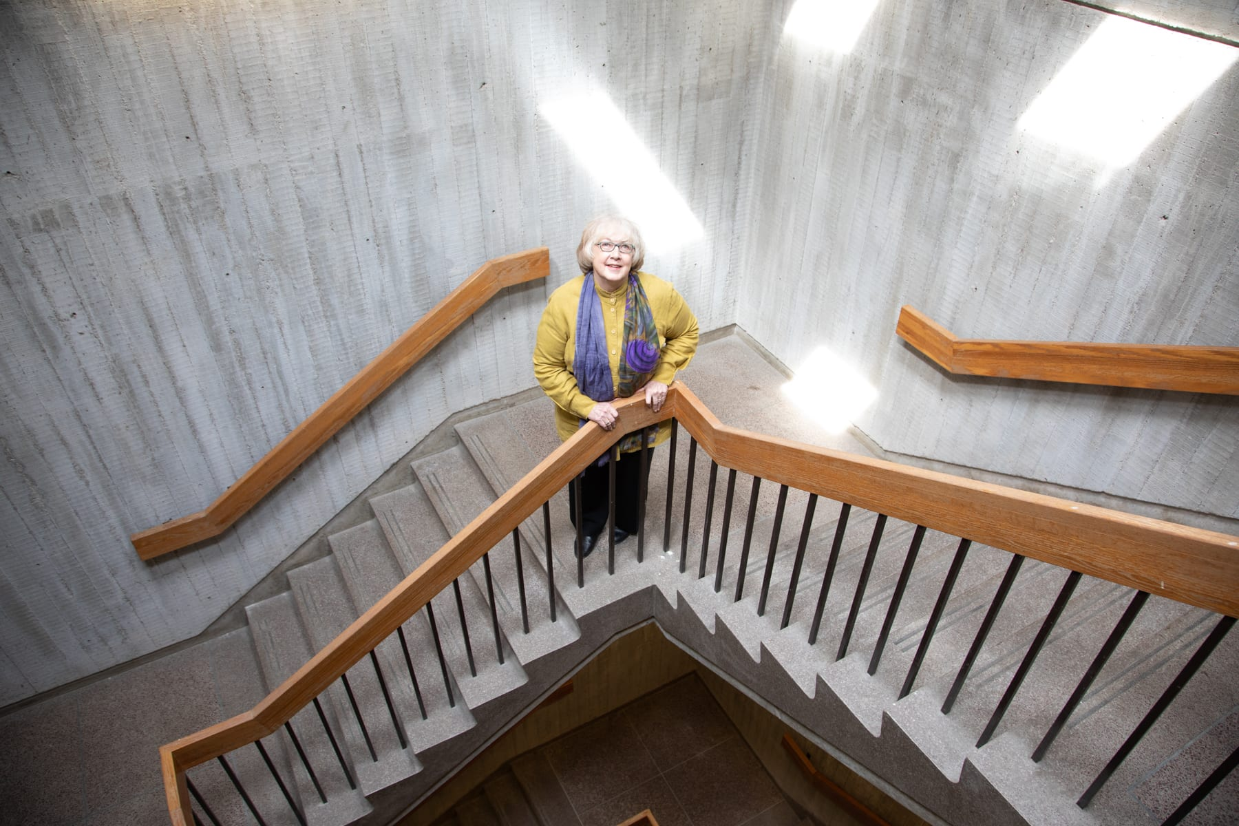 York University Faculty of Health Professor, Carol Wilson