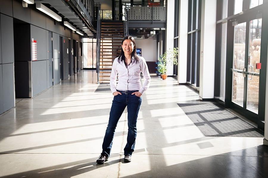 York University Faculty of Health Professor, Jennifer Kuk