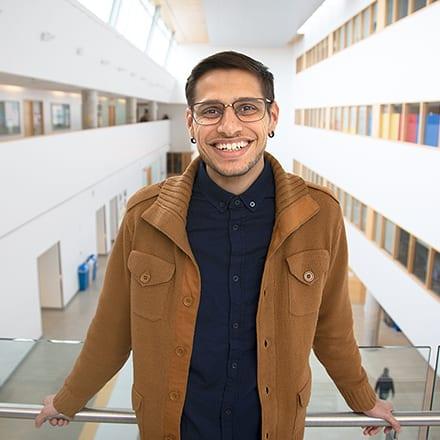 Prince Barpaga, Student