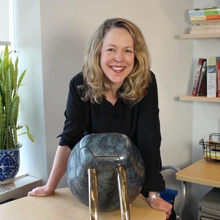 Anna Hudson, Faculty